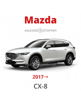 Mazda CX-8 Mileage blocker