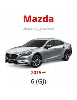 Mazda 6 Mileage blocker