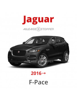 Jaguar F-PACE - Mileage stopper, odometer  blocker, freezer, filter