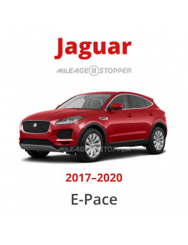 Jaguar E-Pace - Mileage stopper, odometer  blocker, freezer, filter
