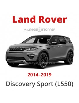 Land Rover Discovery Sport (L550)  - odometer blocker, mileage filter