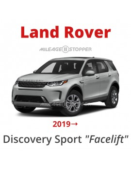 Land Rover Discovery Sport (L550), Facelift  - odometer blocker, mileage filter