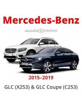 Mercedes-Benz - GLC и GLC (Coupe) - Mileage stopper, odometer blocker