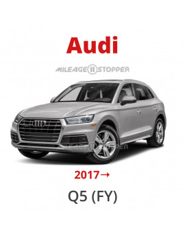 Audi Q5 2017-2020 mileage filter/stopper/blocker