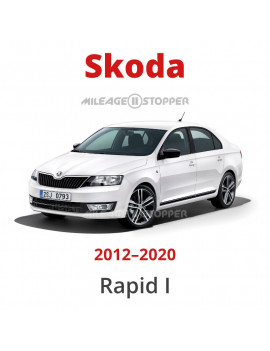 Skoda Rapid mileage stopper, odometer blocker, filter