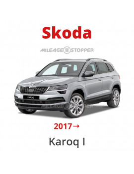 Skoda Karoq mileage filter, blocker
