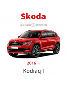 Skoda Kodiaq mileage filter, blocker
