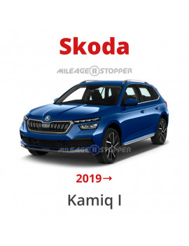 Skoda Kamiq I (2019 and up) mileage stopper, odometer blocker, filter
