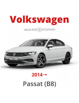 VW Passat mileage filter / blocker