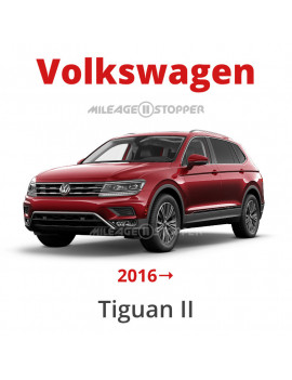 VW Tiguan mileage stopper, odometer blocker, filter