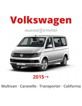 Volkswagen Caravelle, Transporter, Multivan mileage stopper, odometer  blocker, freezer, filter