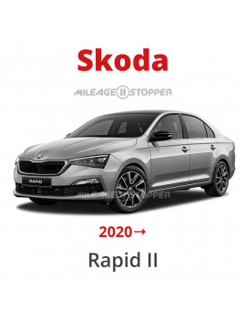 Skoda Rapid II - KM filter