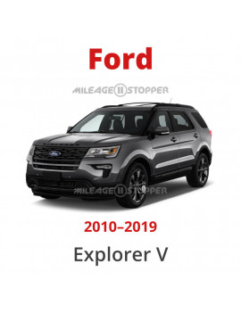 Ford Explorer V (2010-2019) - Mileage stopper