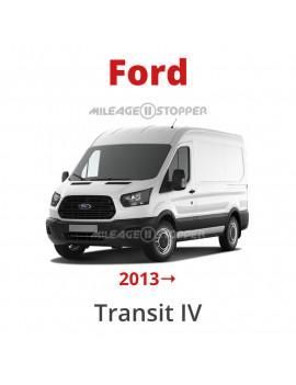 Ford Transit IV - Mileage stopper