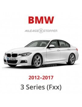 BMW 3 Series (F30, F31, F34, F35, F80) Mileage Blocker