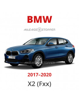 BMW X2 (F39) Mileage Blocker