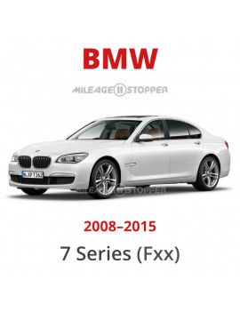 BMW 7 Series (F01, F02, F03, F04) Mileage Blocker