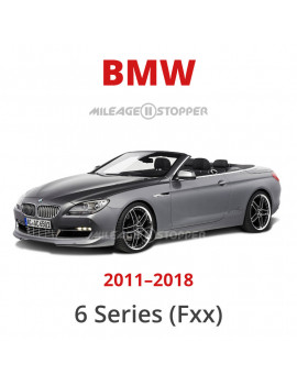 BMW 6 Series (F12, F13, F06) Mileage Blocker