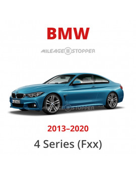 BMW 4 Series (F32, F33, F36, F82, F83, F84) Mileage Blocker
