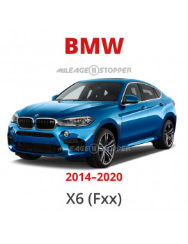 BMW X6 (F16, F86(X6M) Mileage Blocker