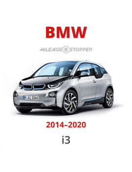 BMW i3 Mileage Blocker