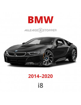 BMW i8 Mileage Blocker