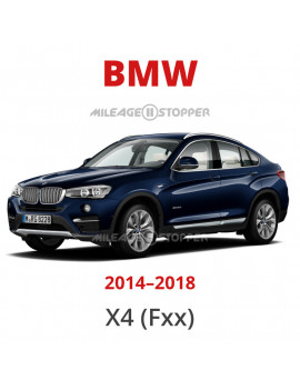 BMW X4 (F26) Mileage Blocker
