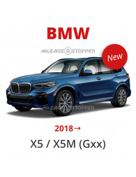 BMW X5 (G05) Mileage Blocker