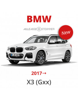 BMW X3 (G01) Mileage Blocker