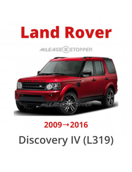 Land Rover Discovery 4 - Odometer blocker, mileage filter