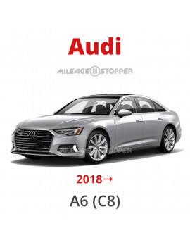 Audi A6 (С8) 2018→ Mileage stopper, odometer blocker, filter